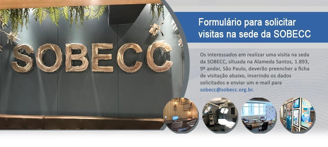 Saiba como agendar a sua visita para conhecer a nova sede da SOBECC