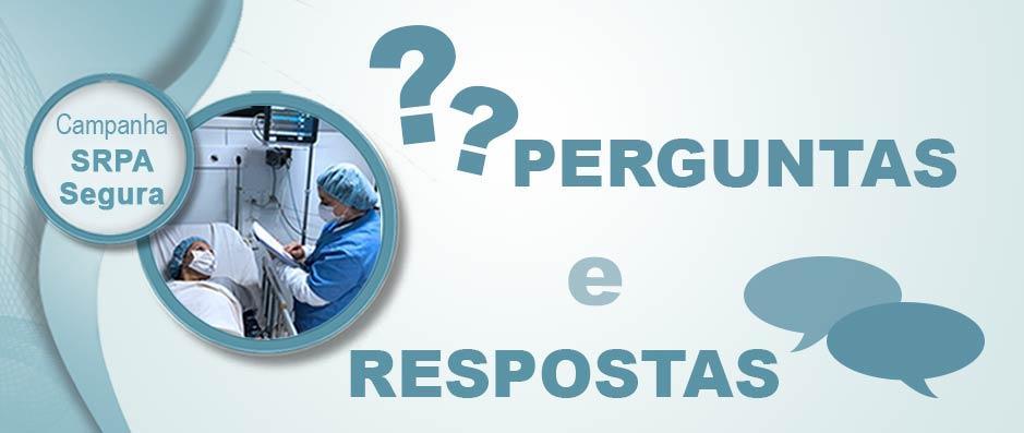 Campanha SRPA Segura: perguntas e respostas sobre protocolos de Sede