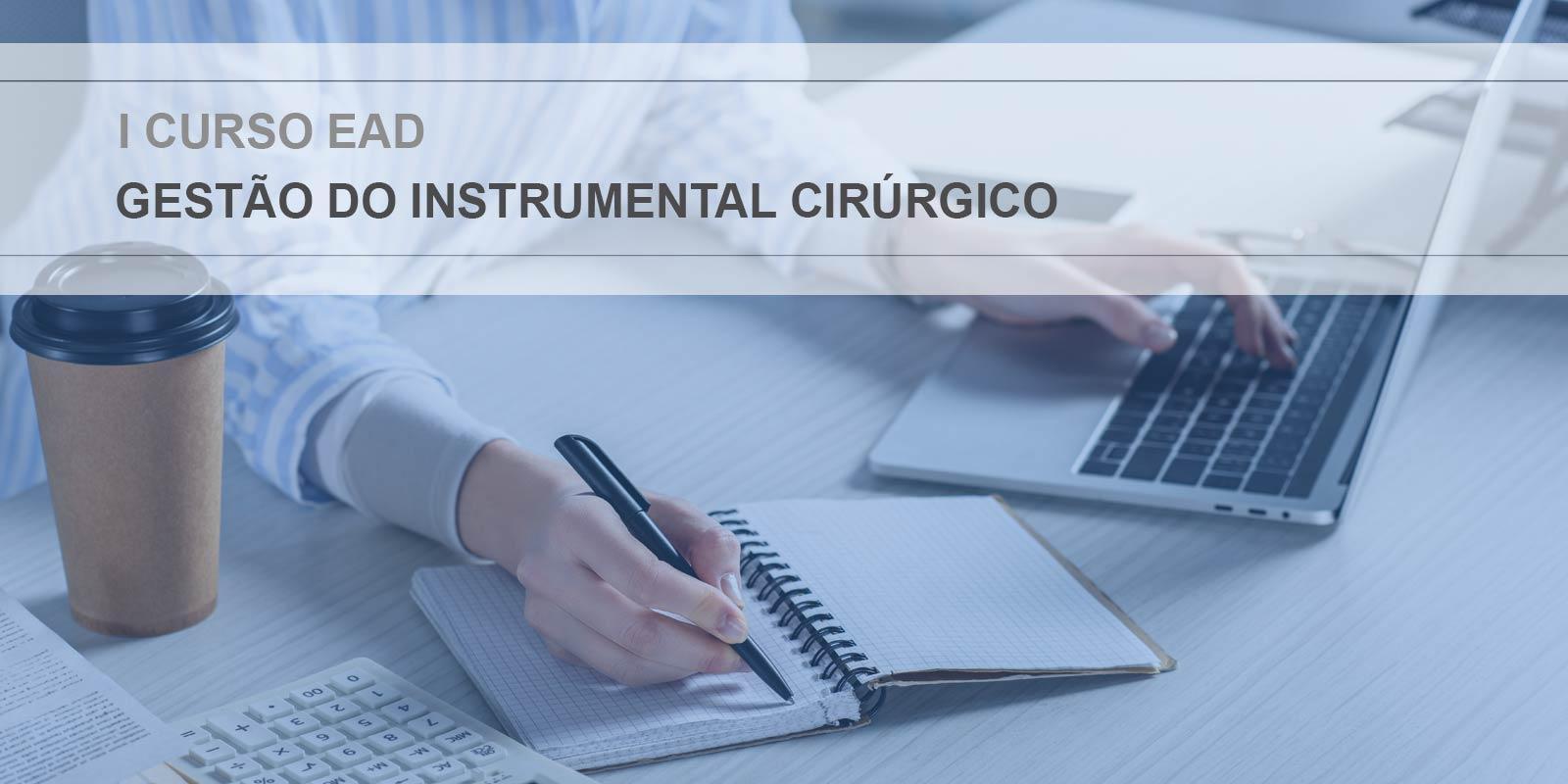 Gestão do Instrumental Cirúrgico