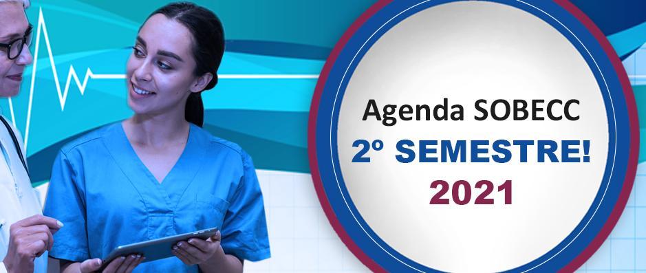 Confira a agenda preliminar de cursos e eventos da SOBECC para o 2º semestre