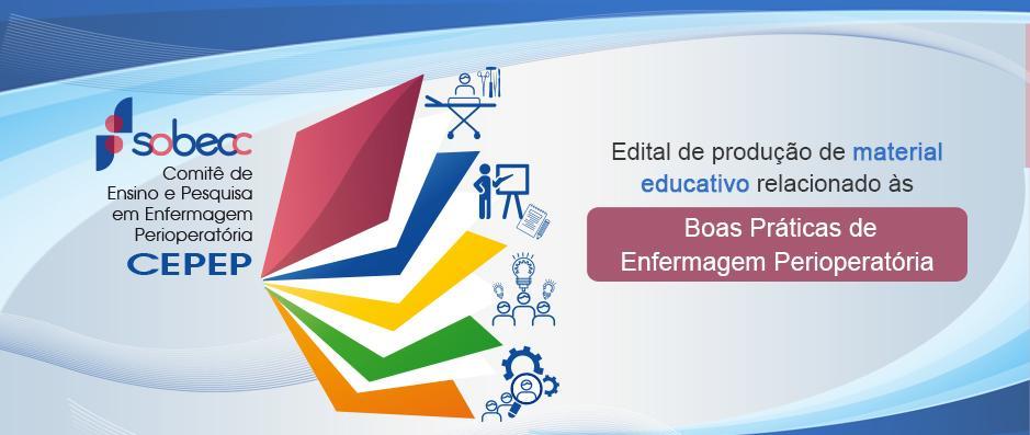 CEPEP lança edital para produção de materiais educativos - inscrição não tem custo