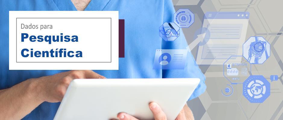 Consulte as normas de coleta de dados para realização de pesquisa científica